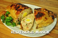Relyenong Manok