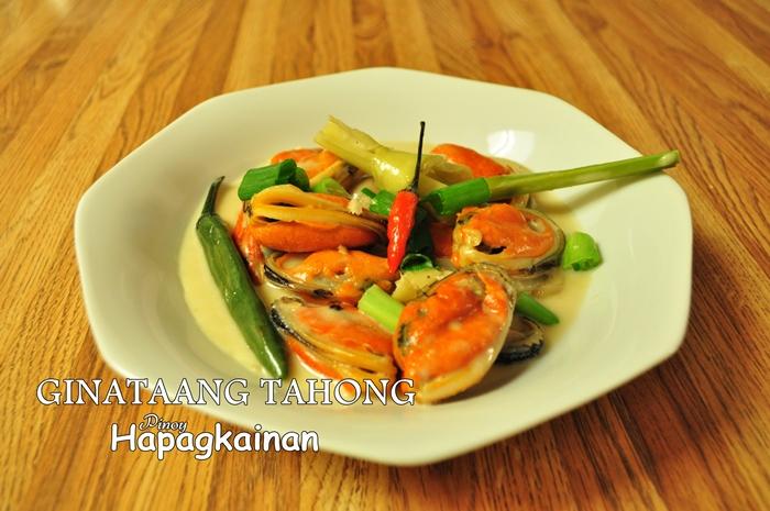 Ginataang TahonG 700