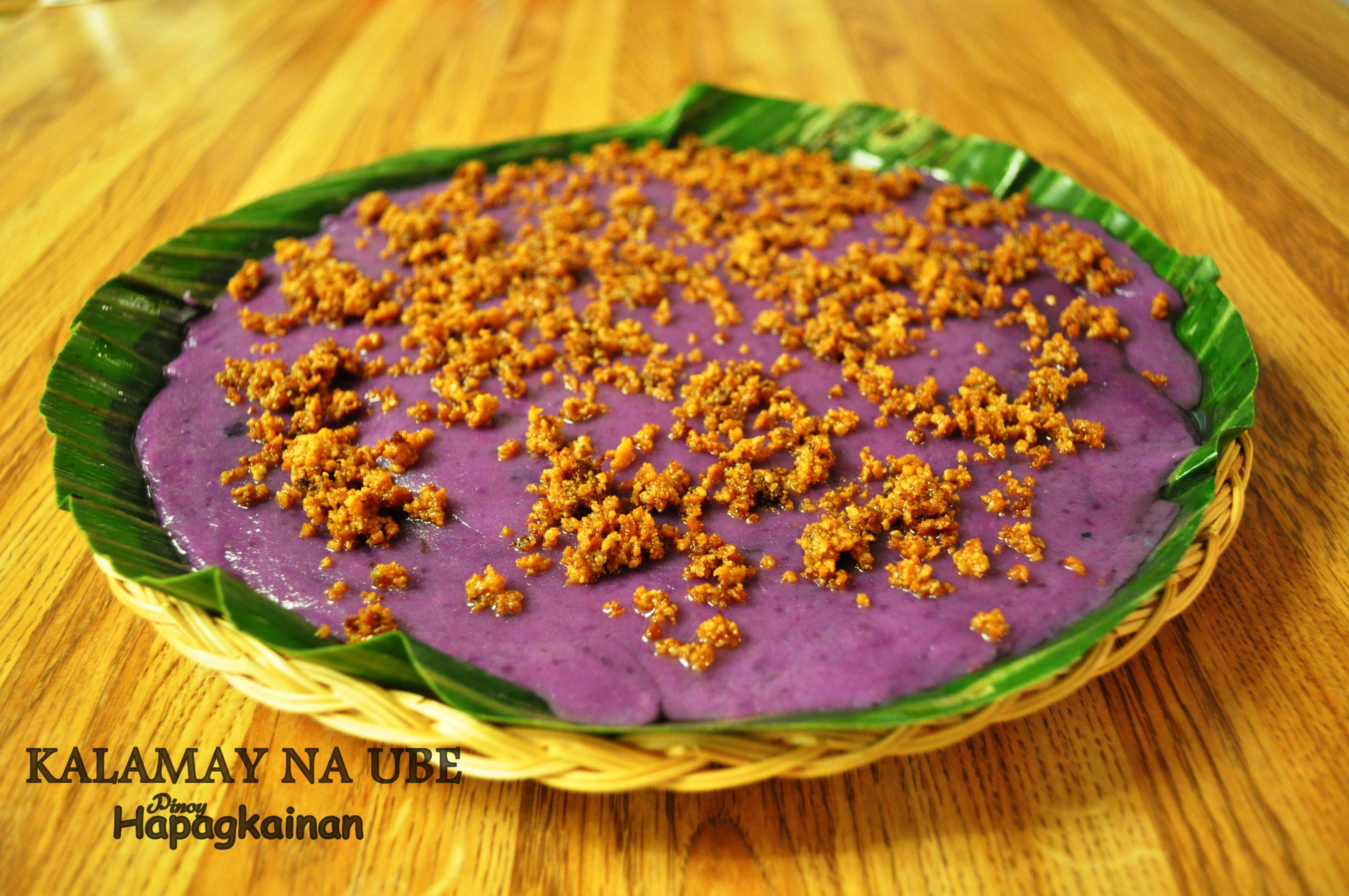 how to make kalamay sa latik