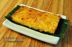 Cassava Cake facebook
