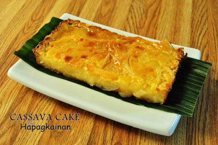 Creamy Cassava Cake Recipe