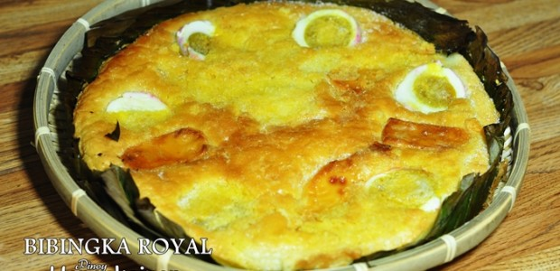 Bibingka Royal