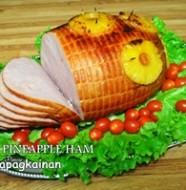 Pinoy Pineapple Ham 300