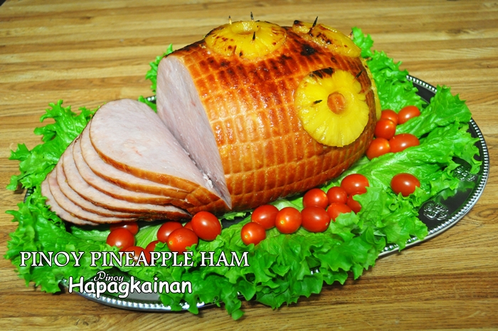 Pinoy Pineapple Ham 700