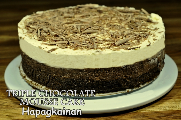 Triple Chocolate (2 700