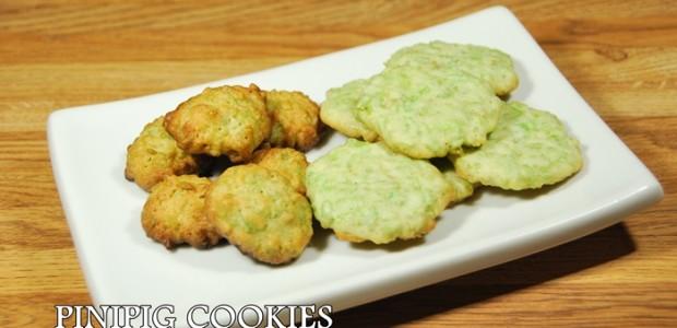 Pinipig Cookies