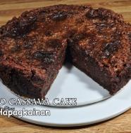 CHOCO CASSAVA CAKE 1 700
