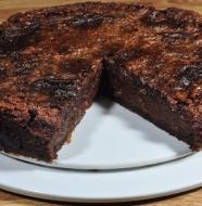 choco cassava cake